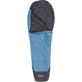 Nordisk Canute +10° Sleeping Bag M, real teal/black